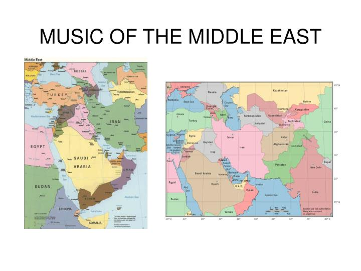 music of the middle east n.