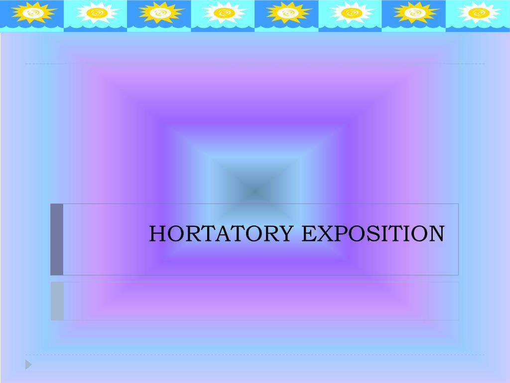 Contoh Hortatory Exposition Education - Simak Gambar Berikut