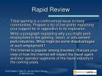 rapid review1