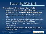 search the web 13 5