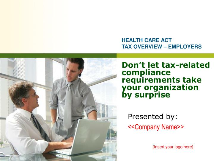 don t let tax related compliance requirements take your organization by surprise n.