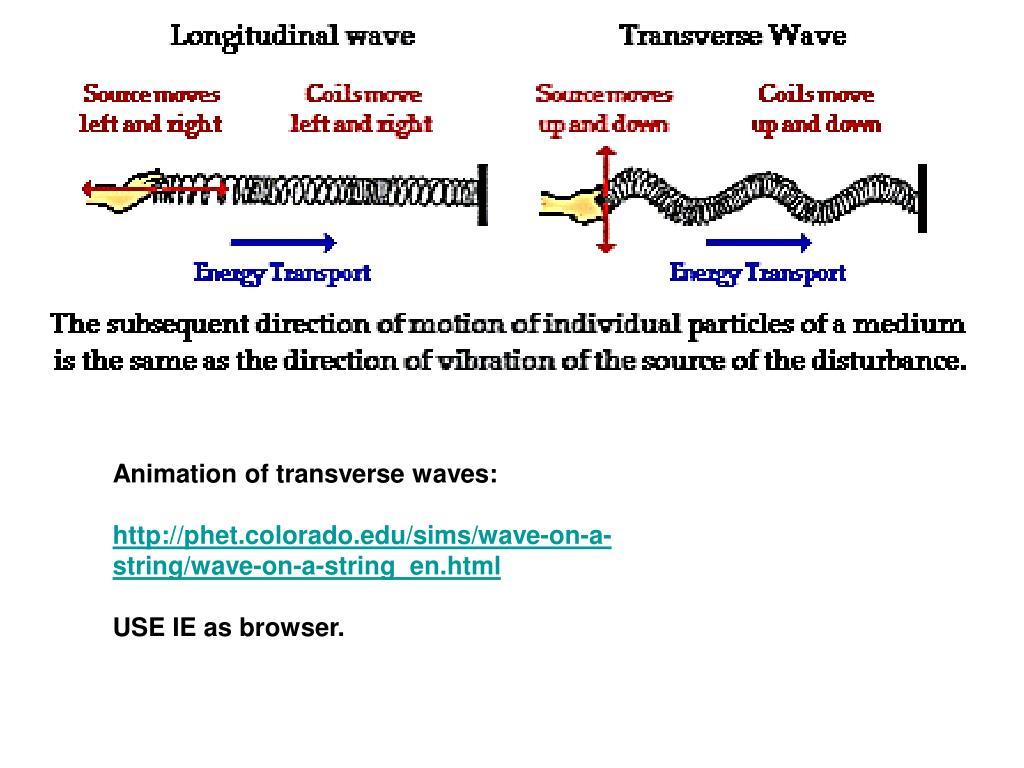 Phet Wave Interference Html