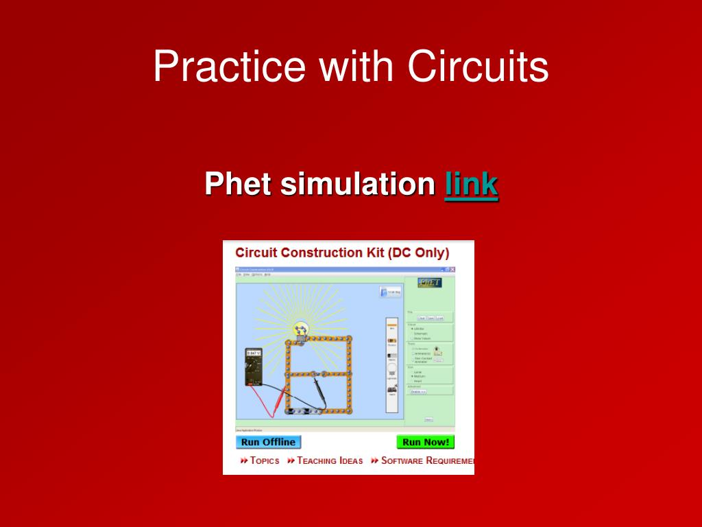 Ppt - Circuit Diagrams Powerpoint Presentation  Free Download