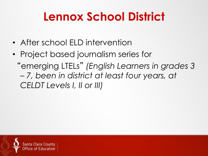 Lennox School District