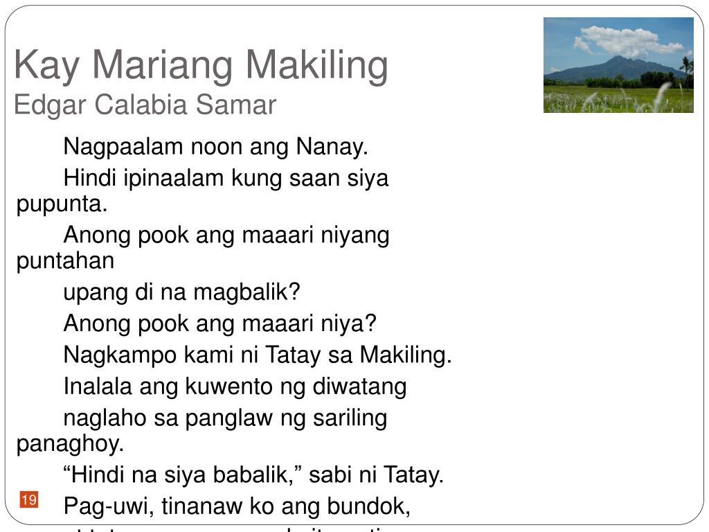 PPT - Ang Ikalawang Markahan: Filipino sa Baitang 7