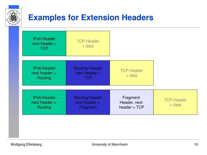 IPv6-Header