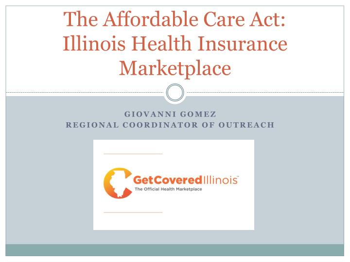 the importance of the affordable care act in order for people to have health insurance The affordable care act (aca) did not create this problem but it limits our ability to manage it by restricting our ability to choose a smaller package of benefits, more cost sharing, etc.