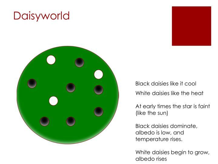 Daisyworld
