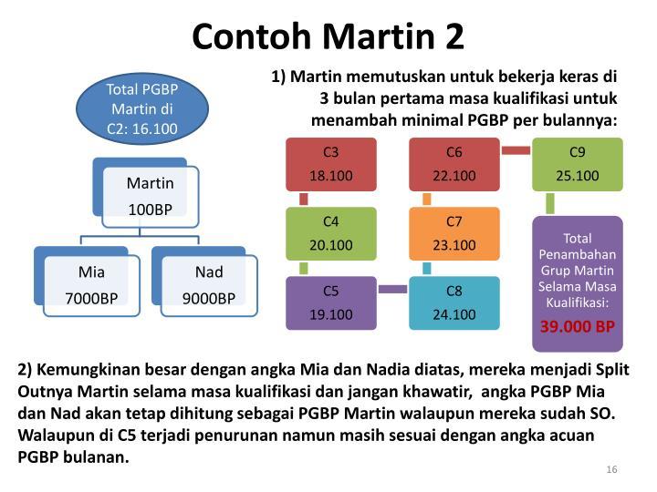 Contoh Martin 2
