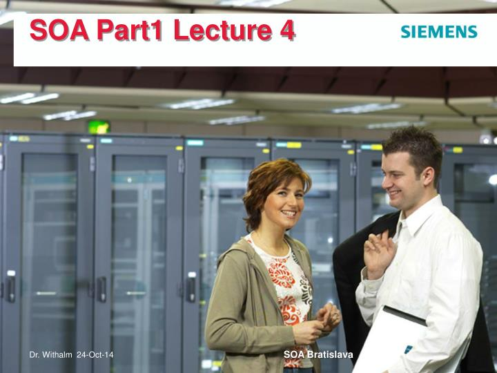 soa part1 lecture 4 n.