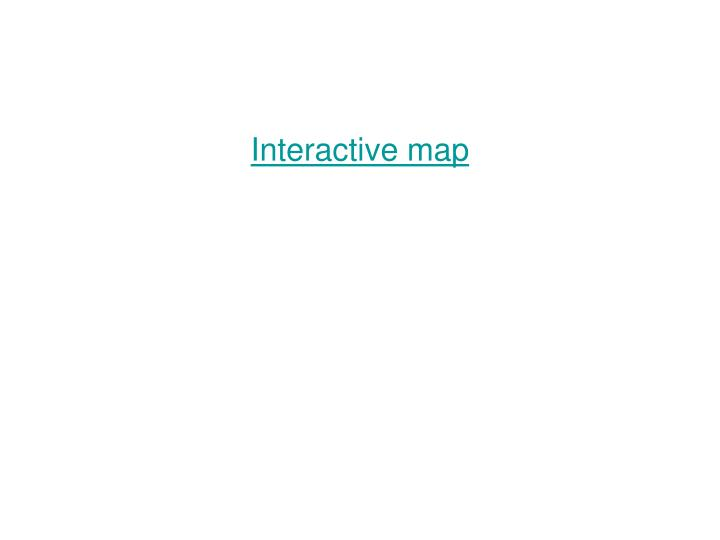 PPT Interactive Map PowerPoint Presentation ID 5802373
