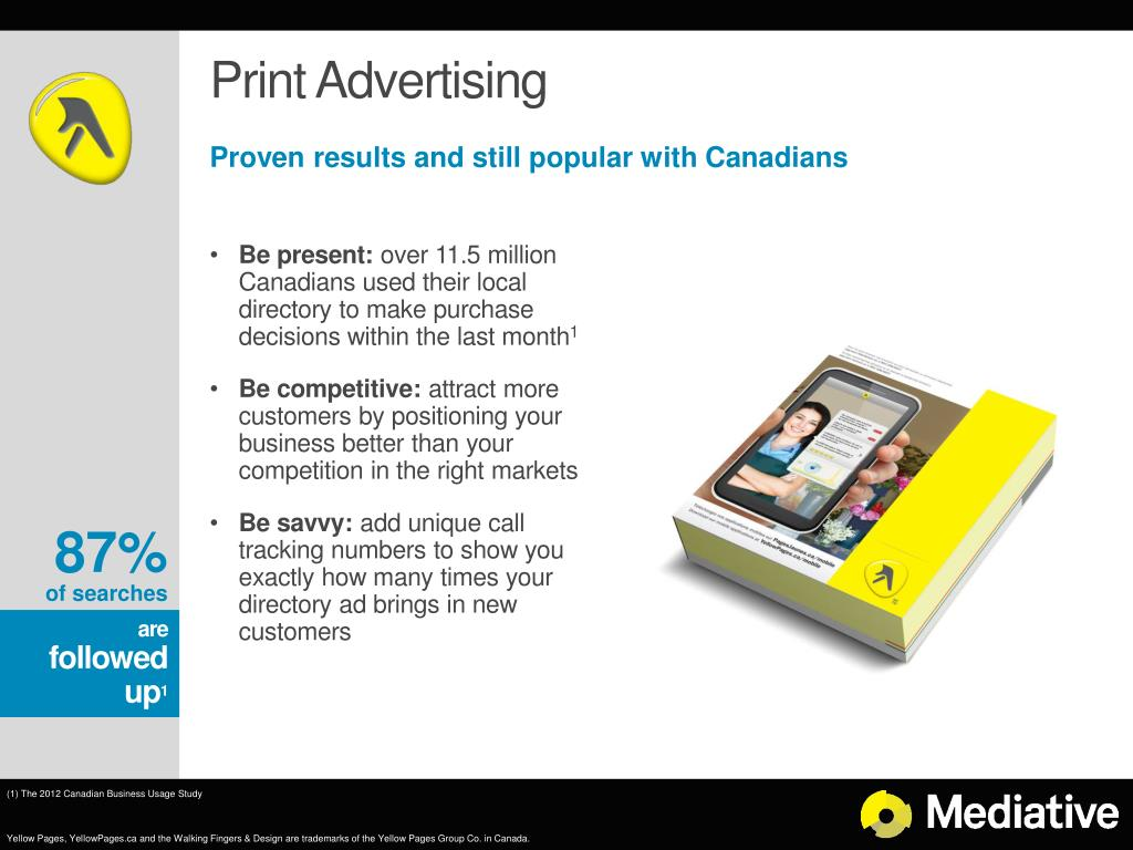 PPT - The Value of Print Get on the same page as ready-to-buy