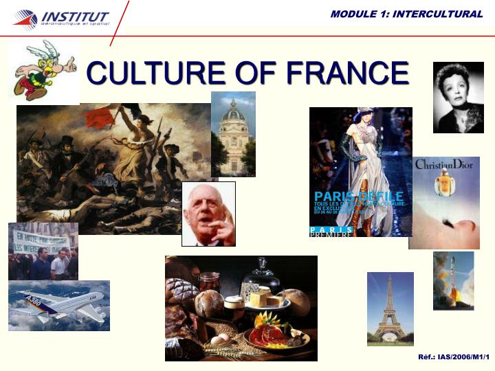 culture of france n.