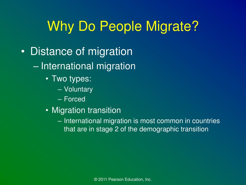 Ppt Unit 2 Migration Powerpoint Presentation Free Download Id 5803101