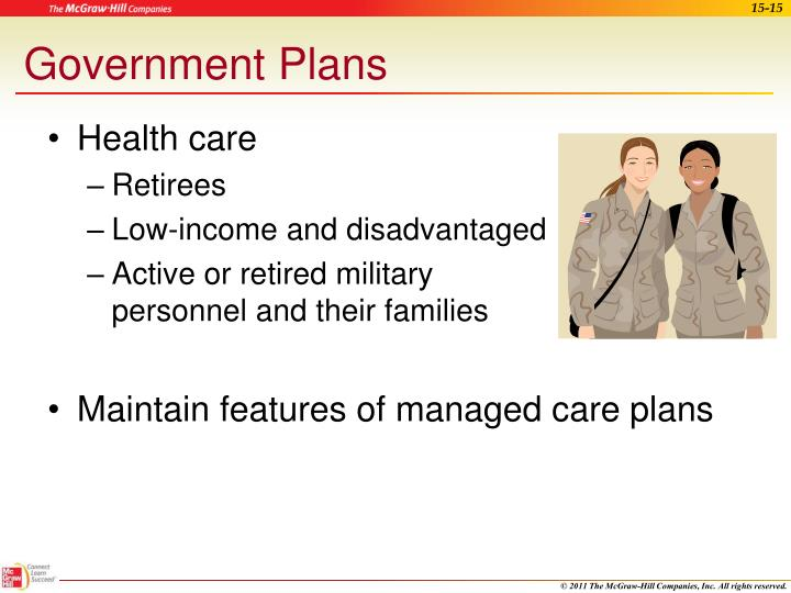 Government Plans
