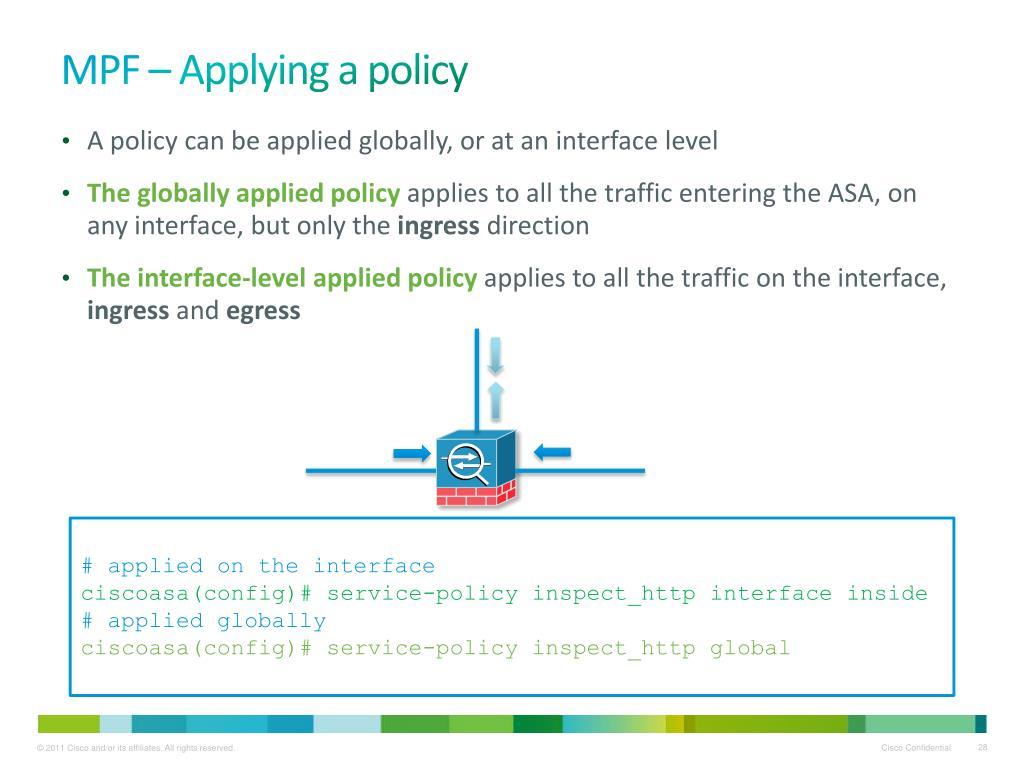 PPT - ASA Essentials Part 2 NAT, Advanced Firewall, VPN October