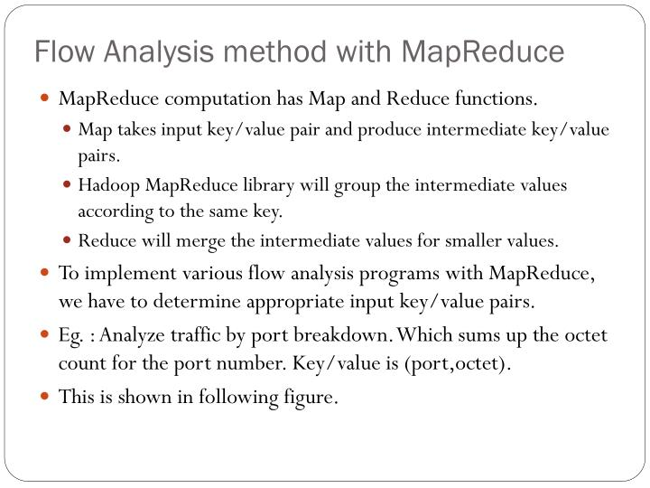 Flow Analysis method with