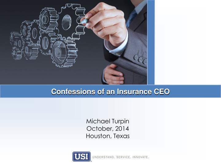 confessions of an insurance ceo n.