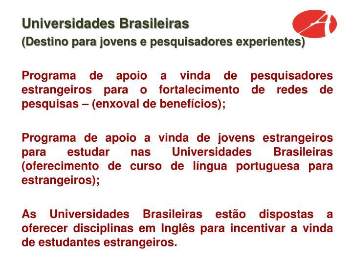 Universidades Brasileiras