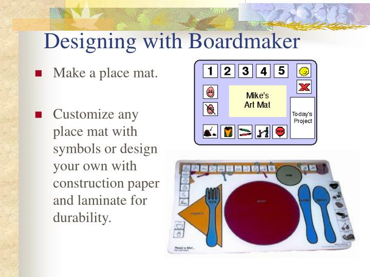 Ppt Ideas For Using Boardmaker Powerpoint Presentation Id5805664
