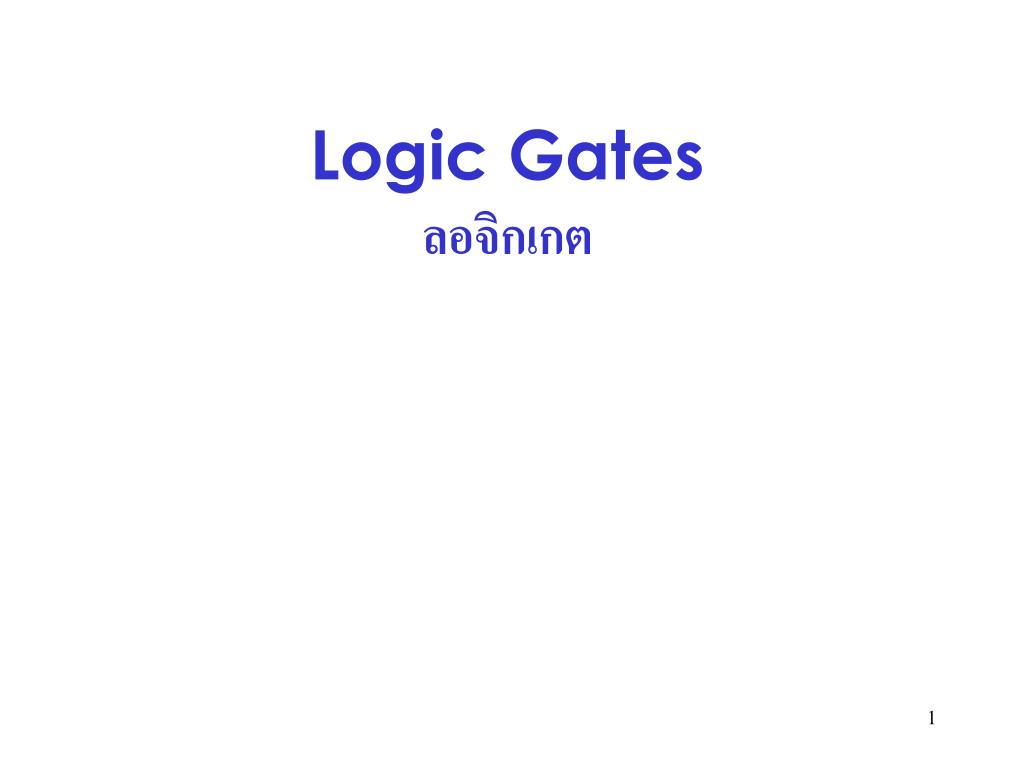 Ppt Logic Gates Powerpoint Presentation Id5806609 This Is A Transistor Ttl Or Gate Circuit Using