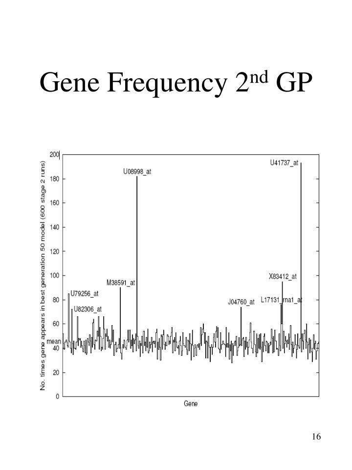 Gene Frequency 2