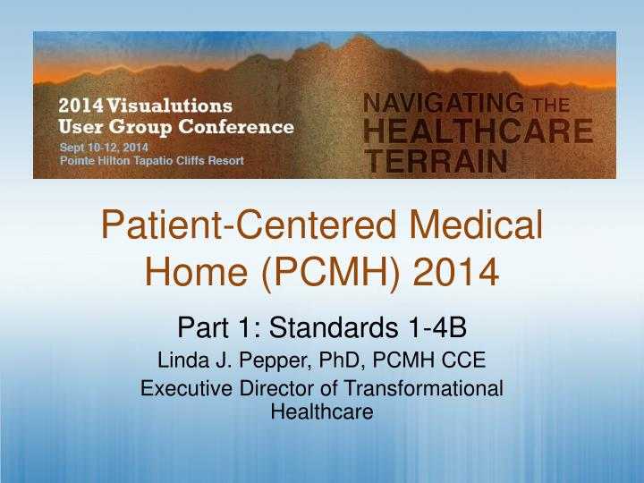 patient centered medical home pcmh 2014 n.