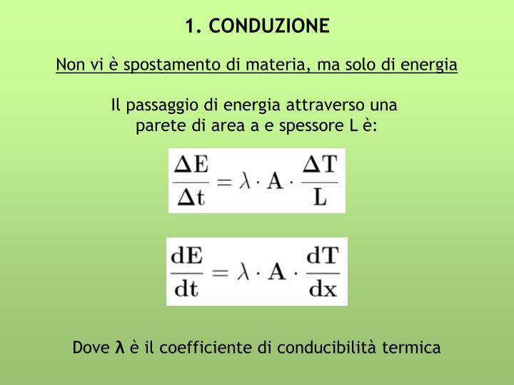 1. CONDUZIONE