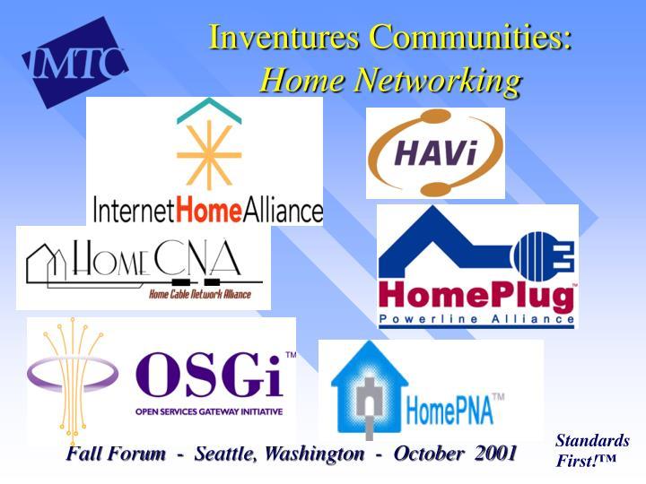 Inventures Communities: