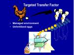 targeted transfer factor