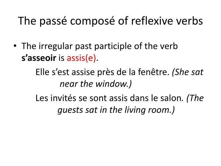 The passé