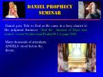 daniel prophecy seminar1