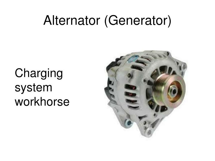 Alternator (Generator)