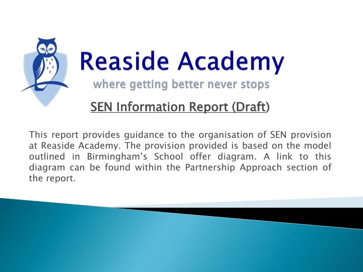 reaside academy where getting better never stops n.