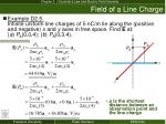 field of a line charge4