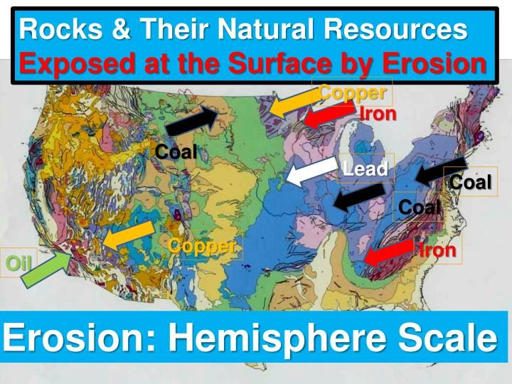 Rocks & Their Natural Resources