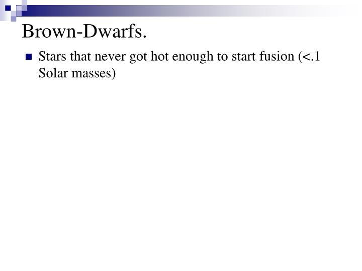 Brown-Dwarfs.