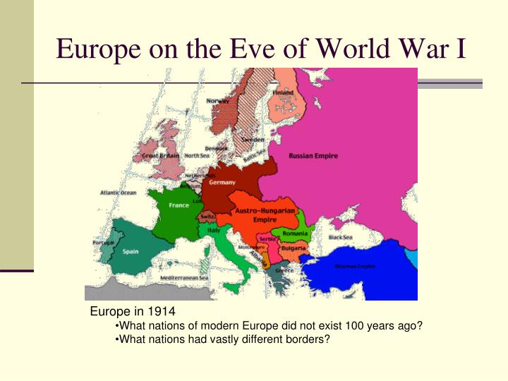 the struggle of power and peace in europe The european union used to be a shining symbol of its member states'  rule- free, no-holds-barred struggle for political power, and with that.