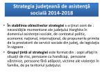 strategia jude ean de asisten social 2014 20183