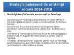 strategia jude ean de asisten social 2014 20188