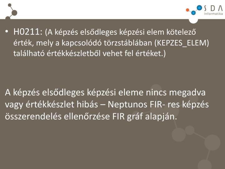 H0211: