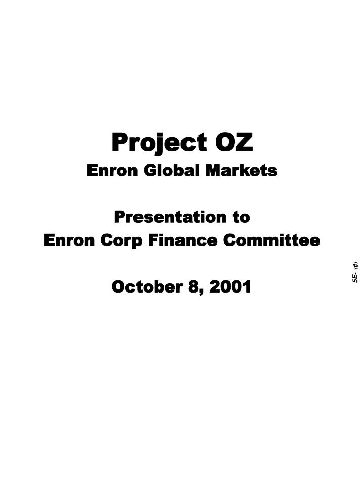 what happened to enron 10 years later: what happened to the former employees of enron ap dec 1, 2011, 5:38 am 83,831 after his enron.
