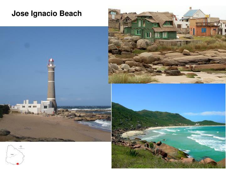 Jose Ignacio Beach