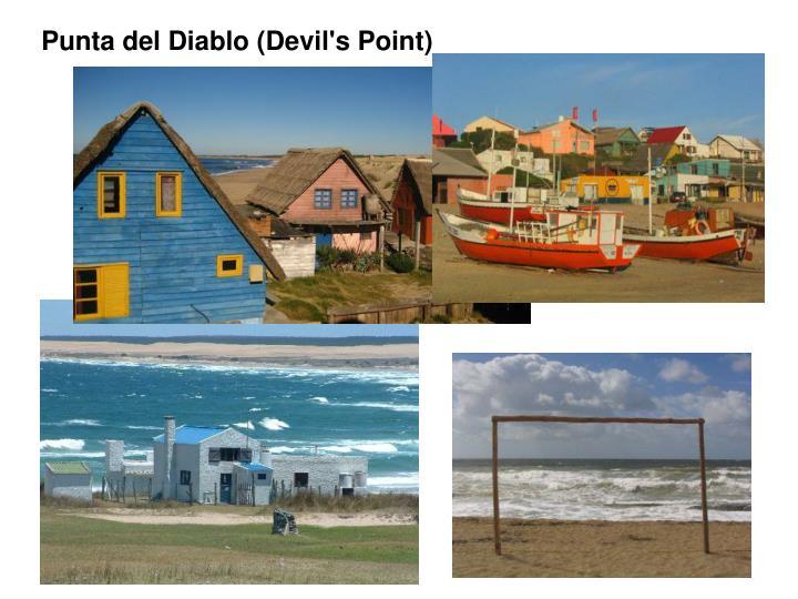 Punta del Diablo (Devil's Point)