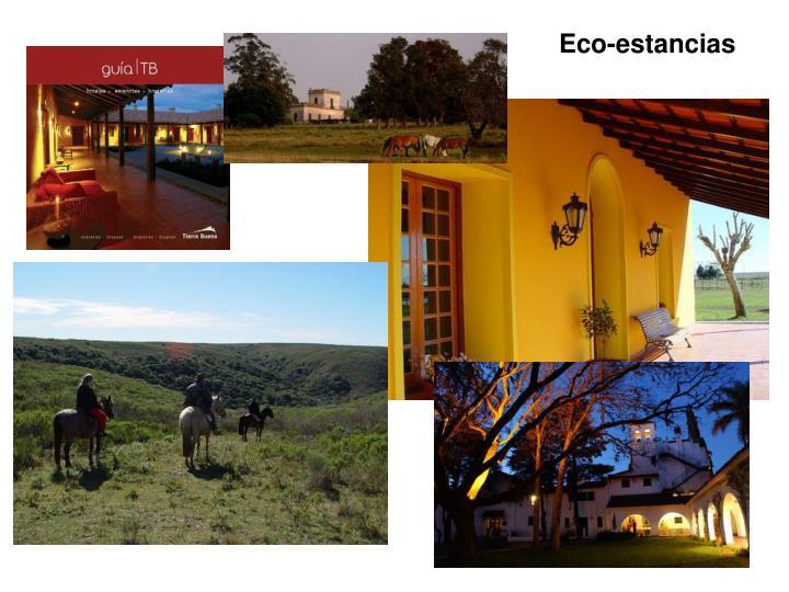 Eco-estancias