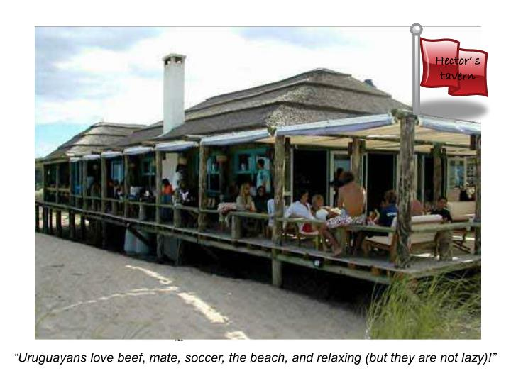 Hector' s tavern