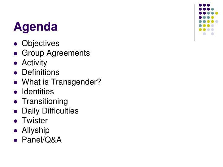 Ppt Transgender Awareness Powerpoint Presentation Id5816922