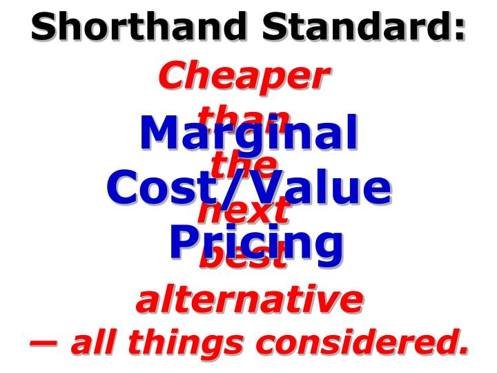 Shorthand Standard:
