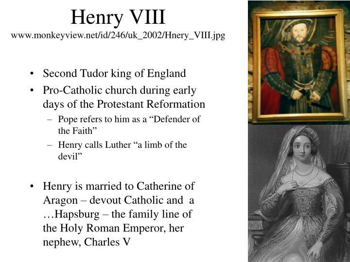 henry viii protestant reformation