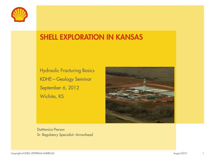 shell exploration in kansas n.